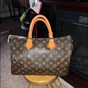 🌺🌺LOUIS VUITTON🌺🌺SPEEDY 35🌺🌺